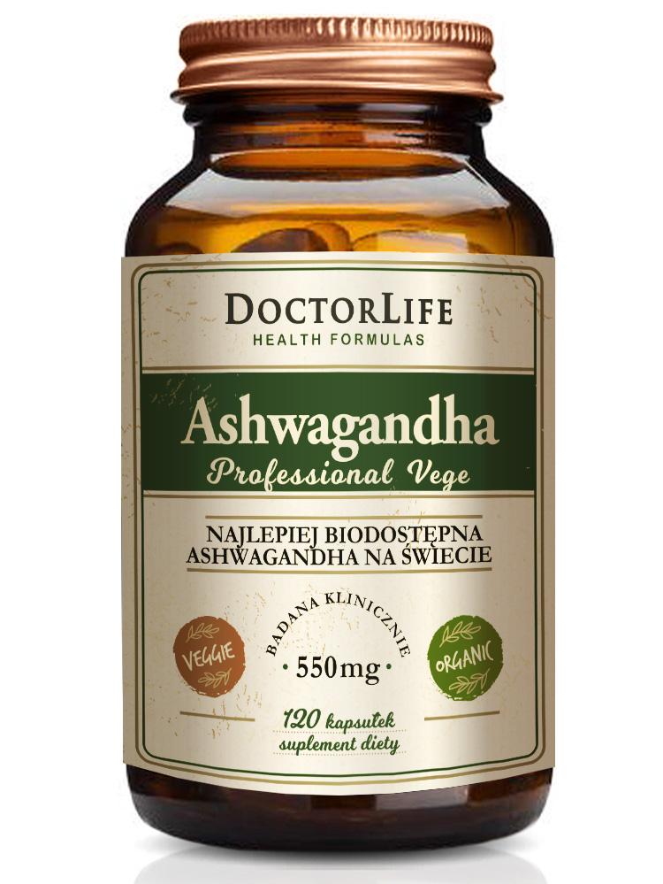 Ashwagandha Professional Vege